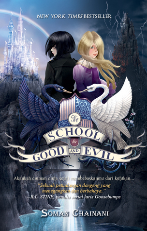 the school for good and evil cover